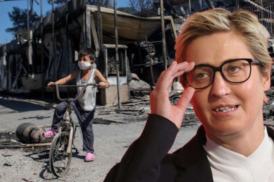 """Linke zum Drama in Moria: """"Seehofer macht sich schon lange mitschuldig!"""""""