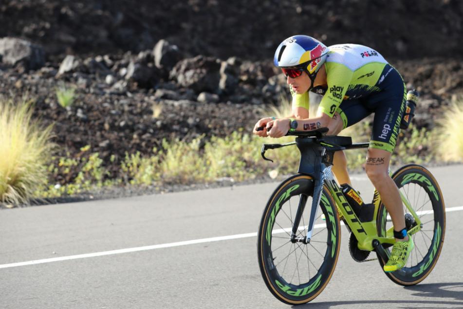Ex-Ironman-Weltmeister Kienle bricht sich Schlüsselbein bei schwerem Sturz