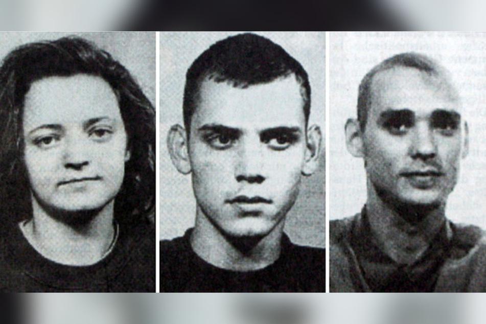 Die Rechtsterroristen und Mörder des NSU, Beate Zschäpe, Uwe Böhnhardt (M.) und Uwe Mundlos, stammten aus Jena.