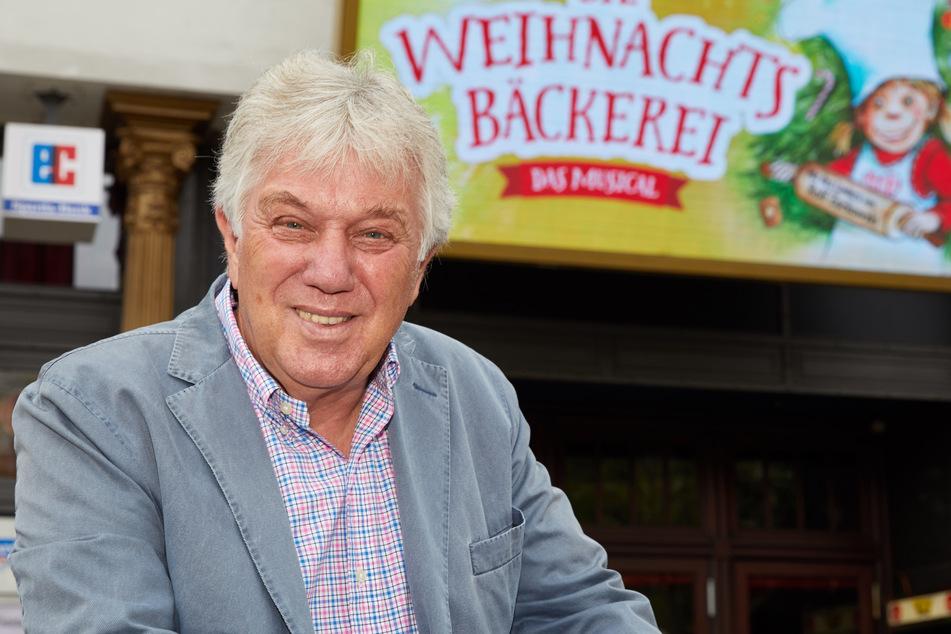 Rolf Zuckowski (72) gibt gern spontane Konzerte auf seinem Balkon. Dafür holt er sich seinen berühmten Nachbarn ins Boot.