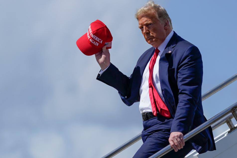 Wegen Anstiftung zum Aufruhr: Bekommt Trump eine lebenslange Ämtersperre?