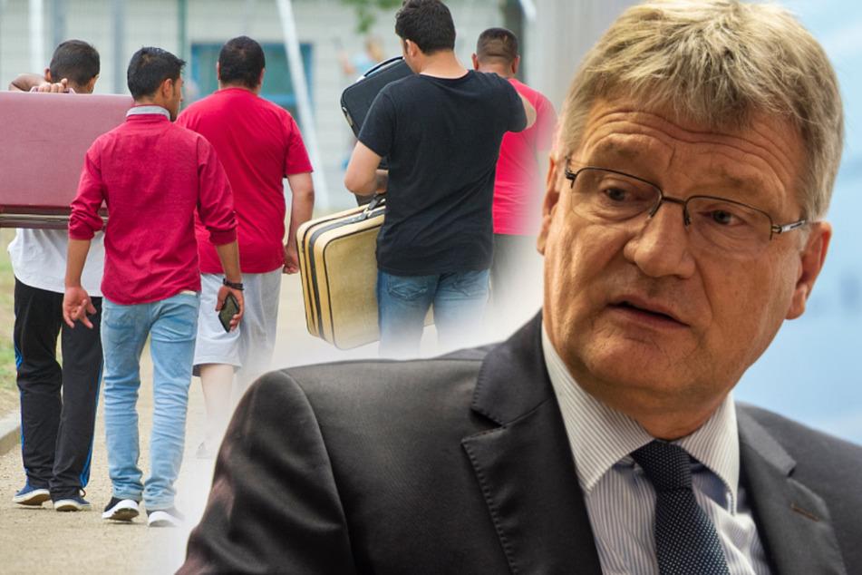 Deutsche sehen Zuwanderung als größte Gefahr: AfD-Meuthen attackiert die Medien scharf