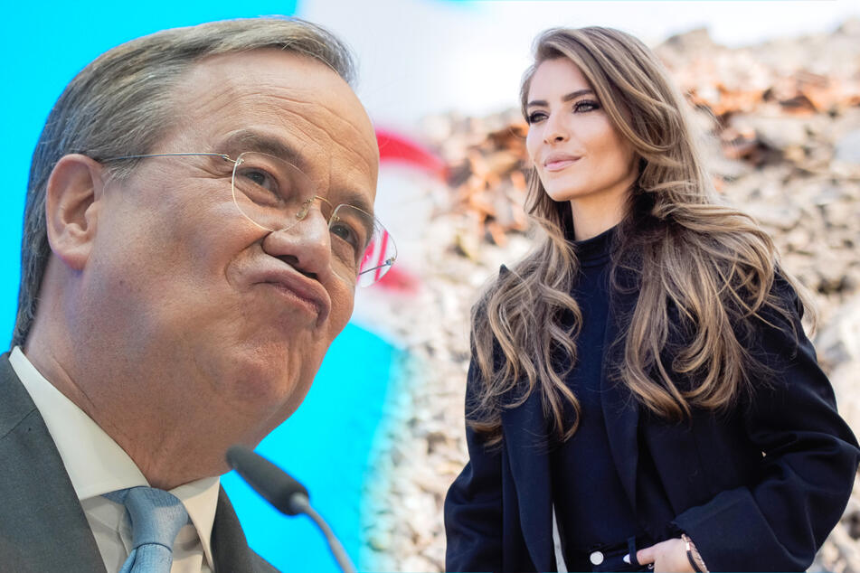 """Sophia Thomalla gibt zu: """"War nie der größte Armin Laschet-Fan"""""""