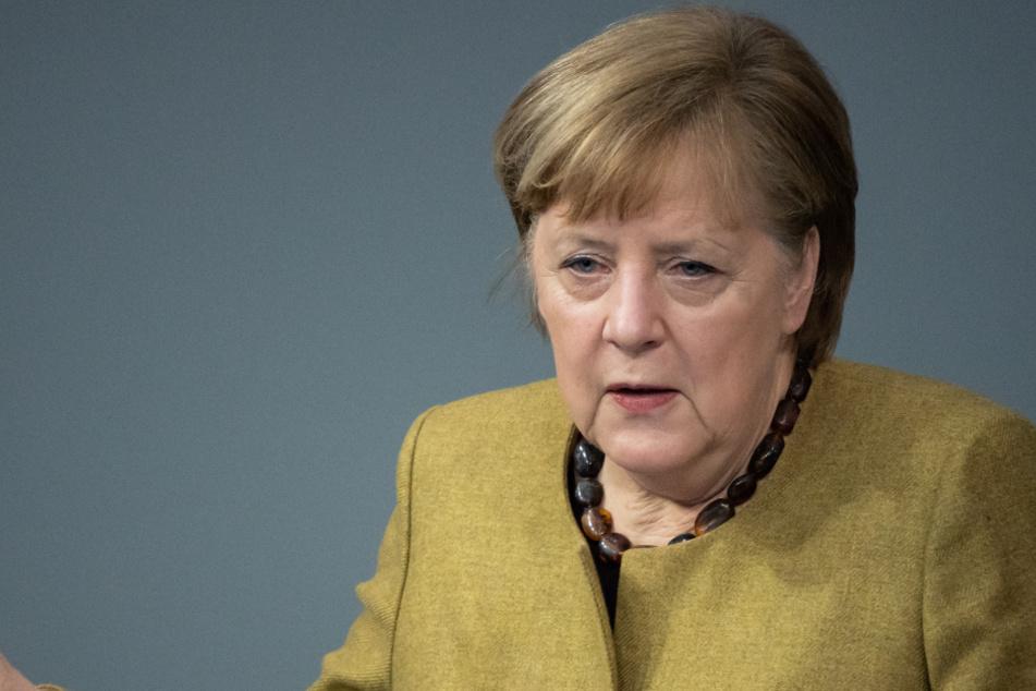 """""""Rassismus ist Gift"""": Merkel erinnert an Blutnacht von Hanau"""