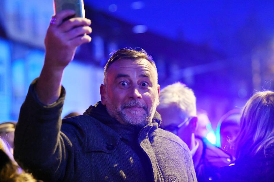 Pegida-Chef Lutz Bachmann stellt Antrag für AfD-Aufnahme