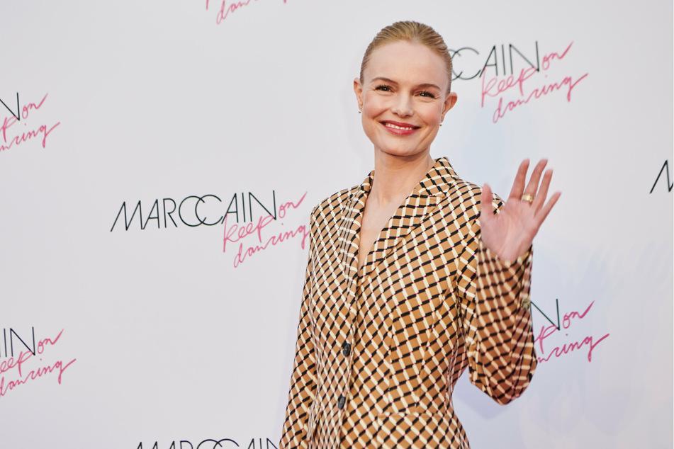 Kate Bosworth (38) schaute sich die Show des Labels Marc Cain in Friedrichshain an. In den nächsten Tagen sind zahlreiche Veranstaltungen in der ganzen Stadt geplant.