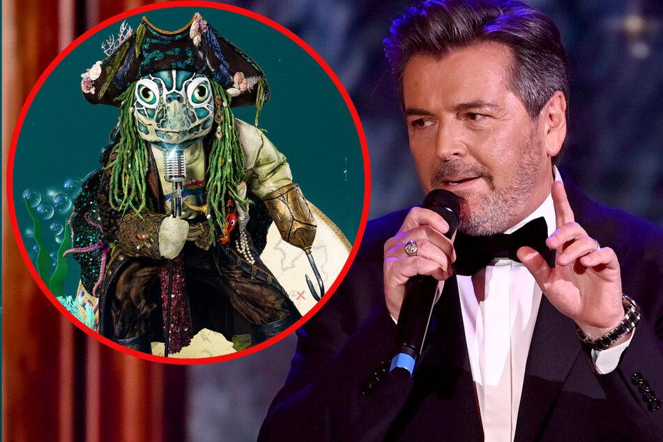"""Echter Star-Alarm bei """"The Masked Singer"""": Steckt Thomas Anders in der Schildkröte?"""