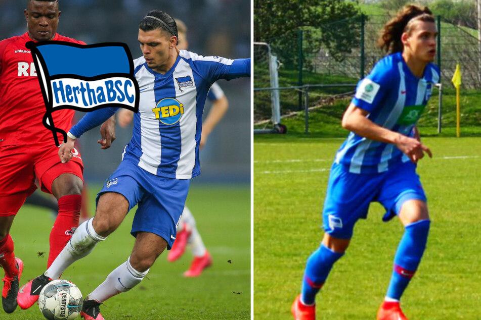 Nach Wechsel zu Arsenal: Rekik-Bruder tritt gegen Hertha nach