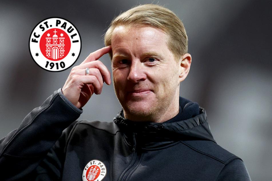 """St. Pauli-Coach Schultz freut sich auf SCP: """"Spiel mit offenem Visier"""""""