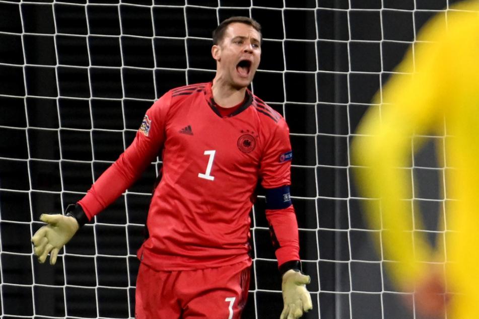 Manuel Neuer ist jetzt Rekordtorhüter bei der deutschen Nationalmannschaft.