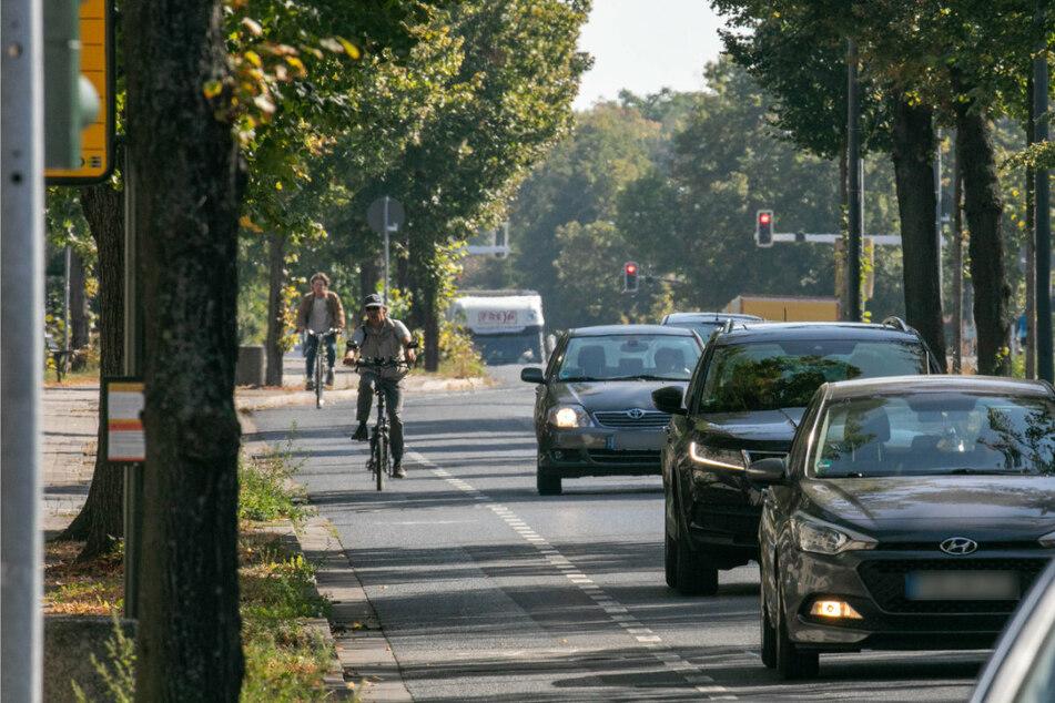 Die Winterbergstraße gilt als gefährlicher Ort für Radfahrer.