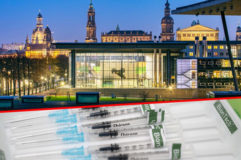 Sächsischer Landtag bekommt jetzt BioNTech-Impfung