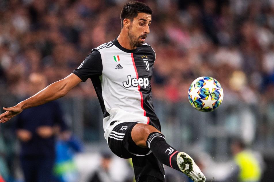 Sami Khedira (33) absolvierte sein letztes Spiel für Juventus Turin am 12. Juni 2020.