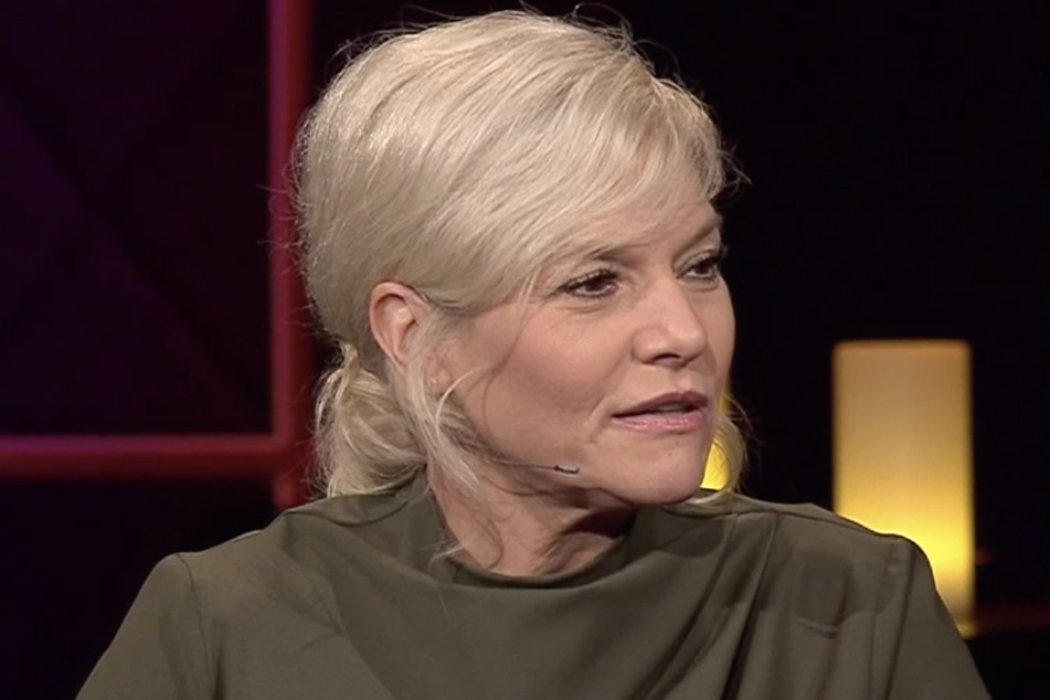 Hatte Respekt vor Knall und Krawall: Sängerin Ina Müller (55).