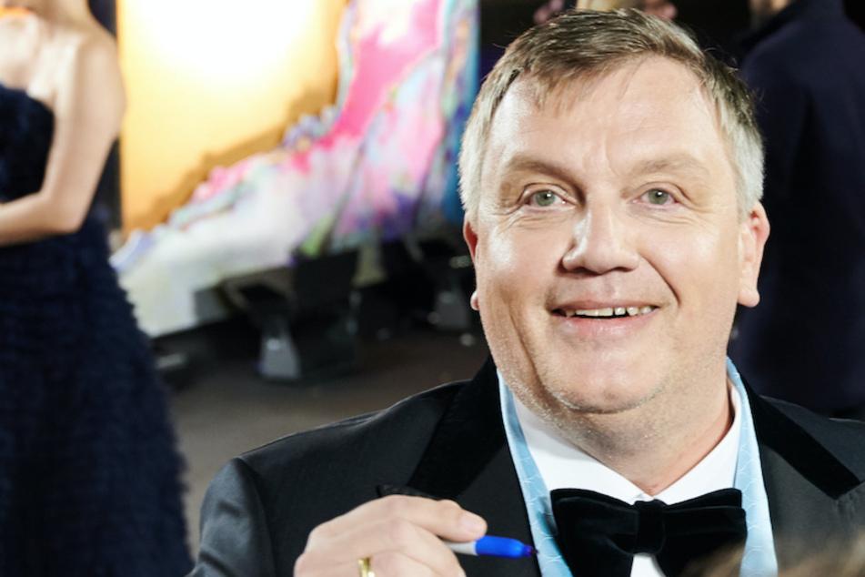 Hape Kerkeling (56), Entertainer, Komiker, Autor und Schauspieler, kommt zurück ins Fernsehen.