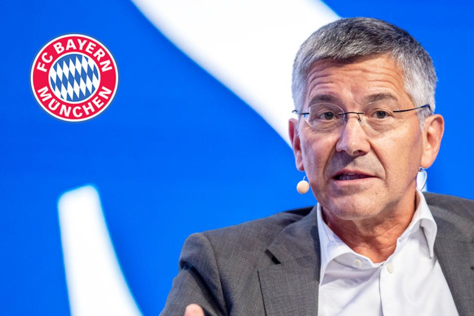 WM schon bald alle zwei Jahre? Bayern-Präsident Herbert Hainer spricht Klartext