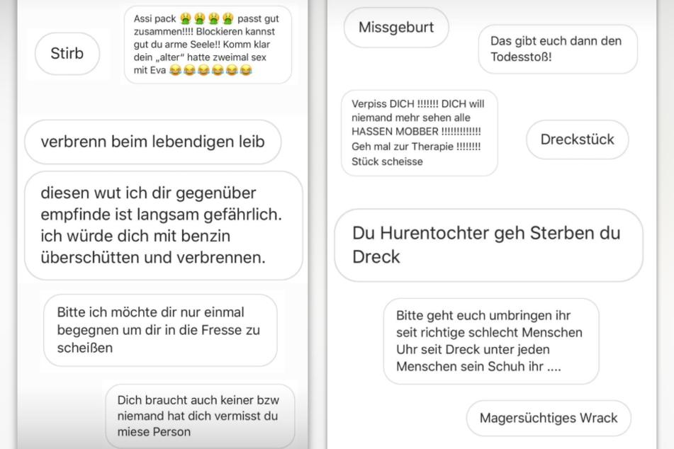 """Jennifer Lange (27) erhält nach ihrem """"Sommerhaus""""-Auftritt heftige Hass-Nachrichten. (Fotomontage)"""