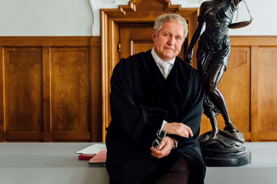 """ZDF-Spielfilm: """"Tatort""""-Star Harald Krassnitzer als Richter mit Herz"""