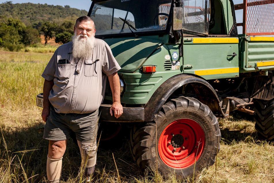 Bauer Werner (✝64) wurde in Afrika geboren und war seit 2006 stolzer Besitzer einer großen Farm.