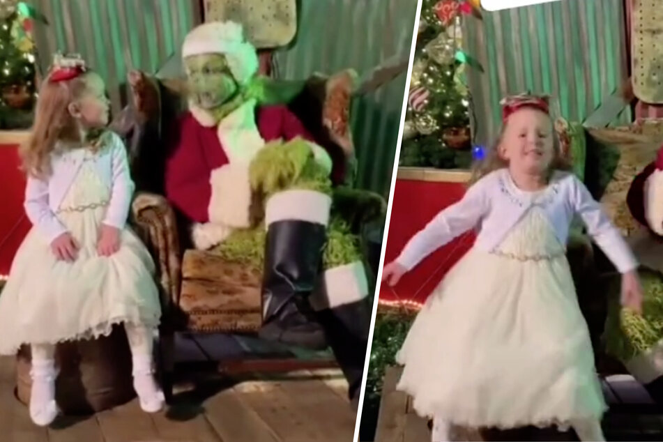The Grinch pulls incredibly mean prank and divides users on TikTok