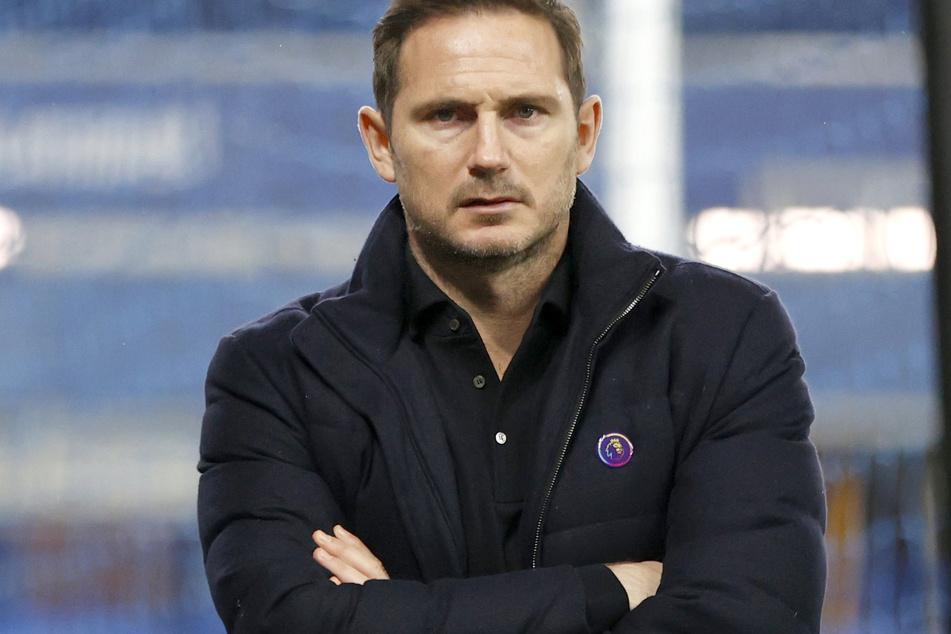 Frank Lampard (42) verliert mit seinen Blues langsam den Kontakt zur Liga-Spitze.