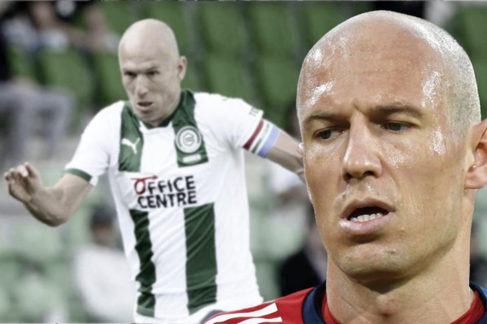 """Arjen Robben vor dem Aus! Mr. Wembley emotional: """"Bin an alle Grenzen gestoßen"""""""