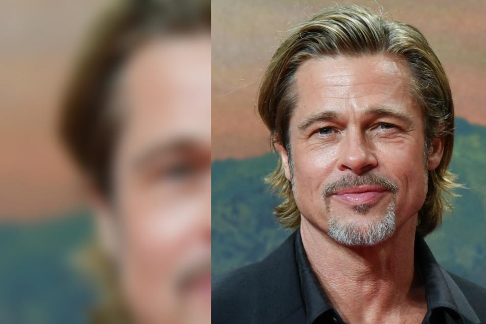Hollywood-Schauspieler Brad Pitt (56).