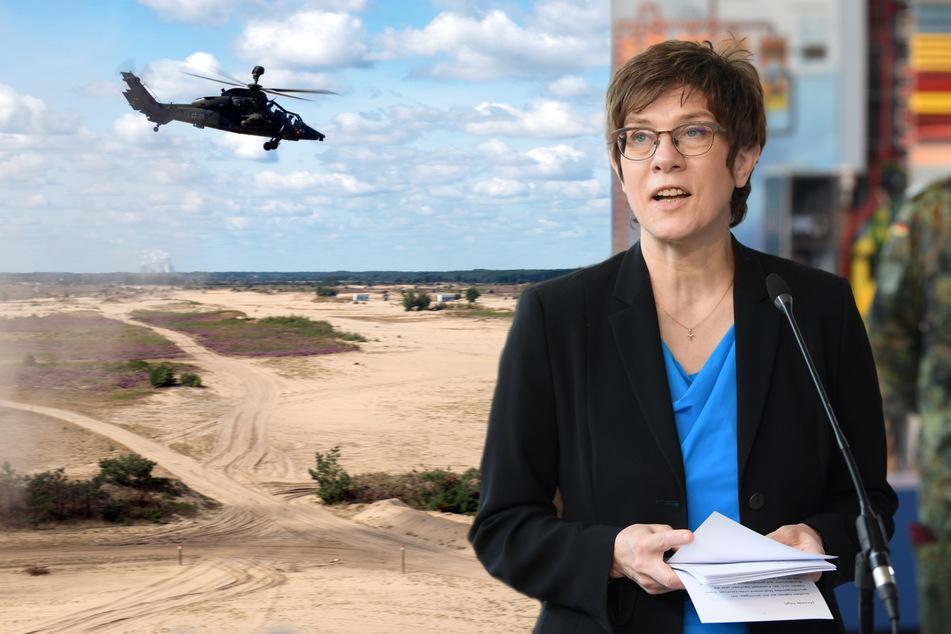 Oberlausitz wird zur Sahelzone: Bundeswehr will Übungsplatz vergrößern