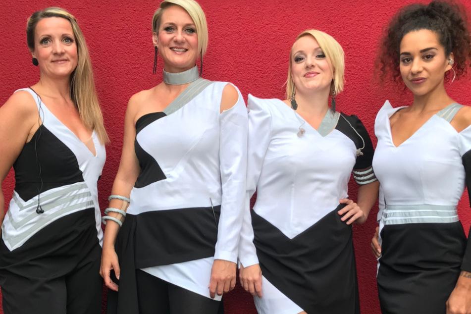 Dresden: Fürs neue Medlz-Album: Neue Kostüme vom Hollywood-Schneider