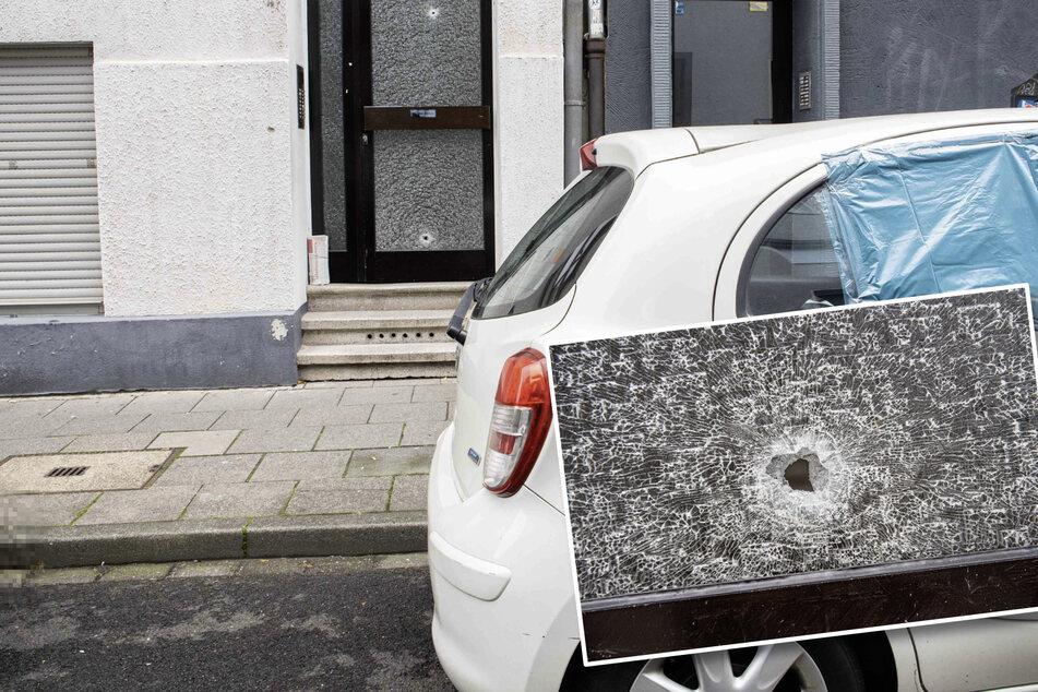 Rocker-Streit? Schüsse auf 31-Jährigen in der Altstadt