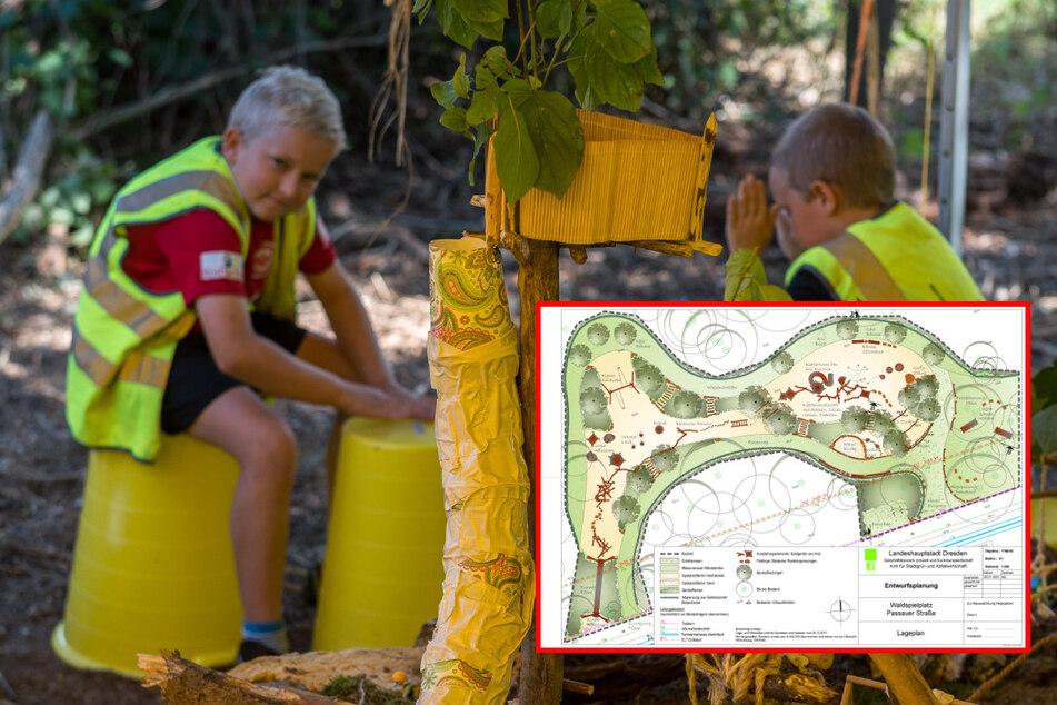 Erster Entwurf für neuen Südpark-Spielplatz steht