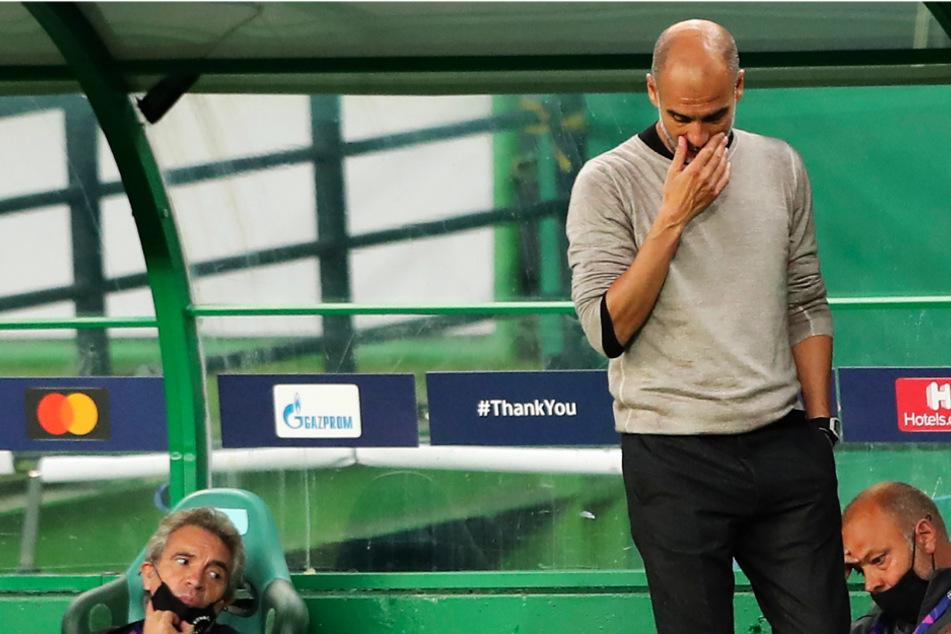 Pep Guardiola von englischer Presse hart kritisiert!