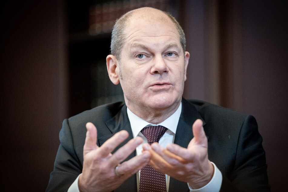 Laut Vizekanzler Olaf Scholz (SPD) könnte der Corona-Lockdown in Deutschland bis in den Februar verlängert werden.