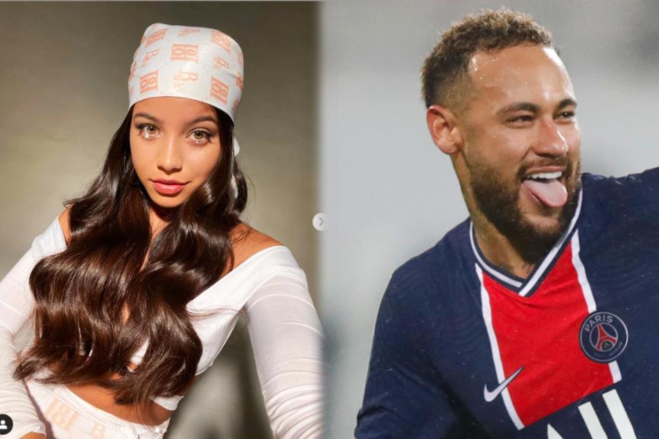 Ist Neymar nicht mehr Single? Fußballstar bandelt mit heißer Sängerin an!