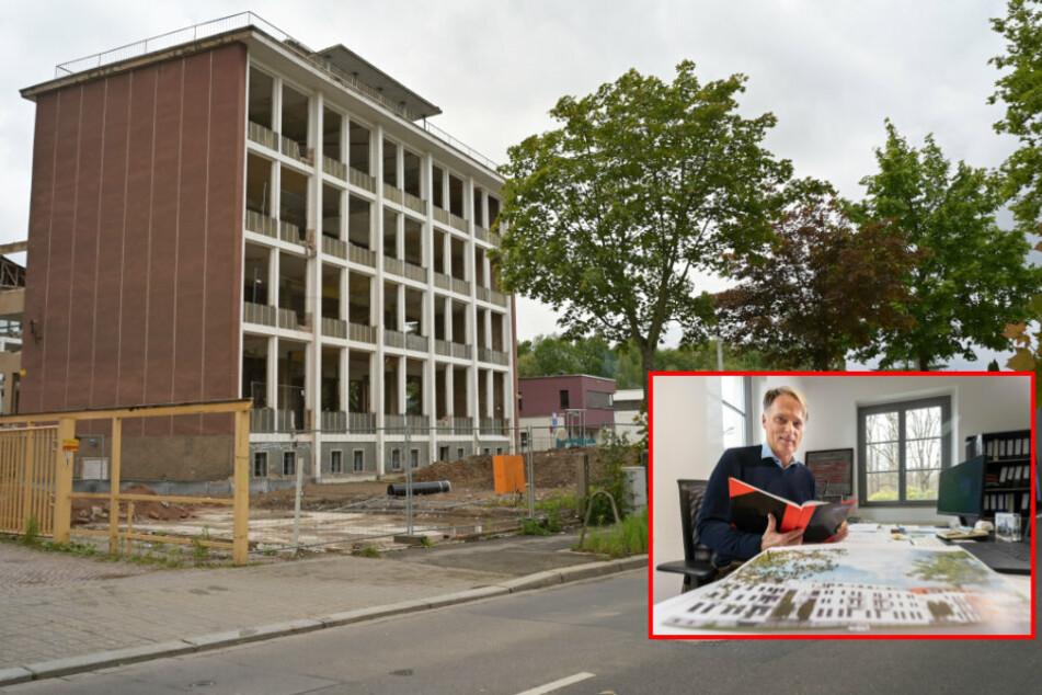 Ins VEB Gerätewerk ziehen bald Familien: Das nächste Wohnquartier für Altendorf