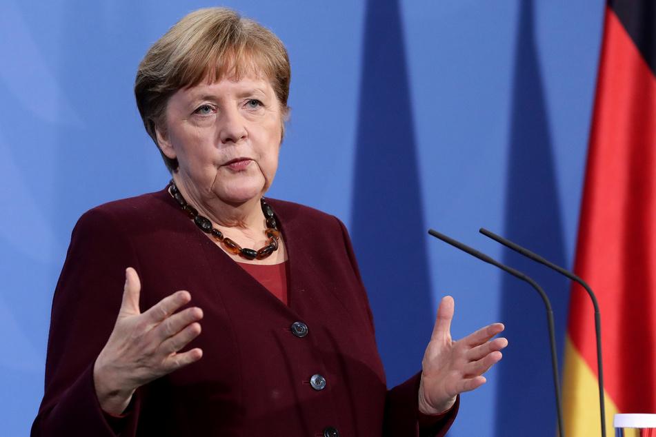Merkel hat laut eigener Aussage kein Problem mit AstraZeneca.