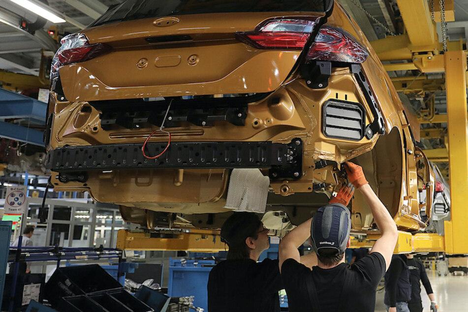 Halbleiter-Engpass: Ford muss Fiesta-Produktion in Köln stoppen!