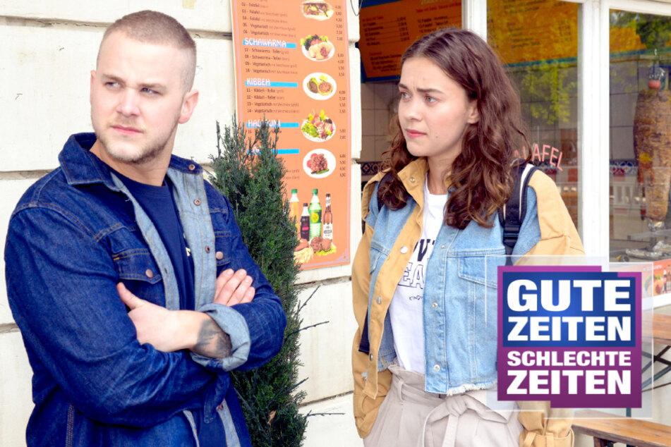 Sex-Unfall bei GZSZ: Ist Merle schwanger?
