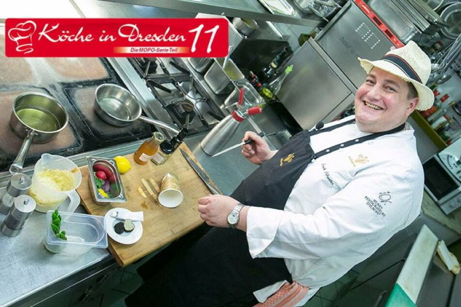 Der Kochweltmeister: Schlemmen bei Maitre Frank