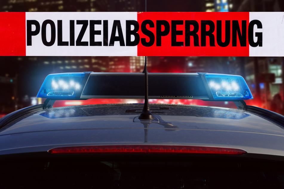 Lebloser Mann (†41) in Park entdeckt, Polizei vermutet Tötungsdelikt