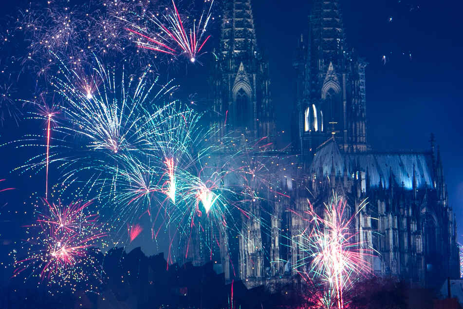 Feuerwerk Köln 2021