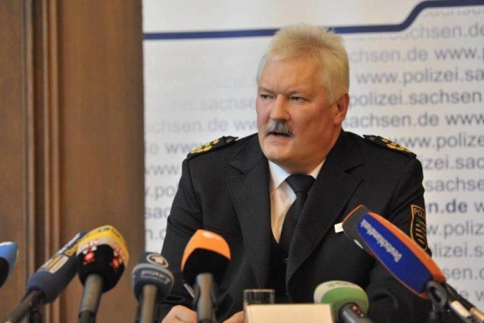 Chemnitzer Polizeipräsident Reißmann in der Kritik