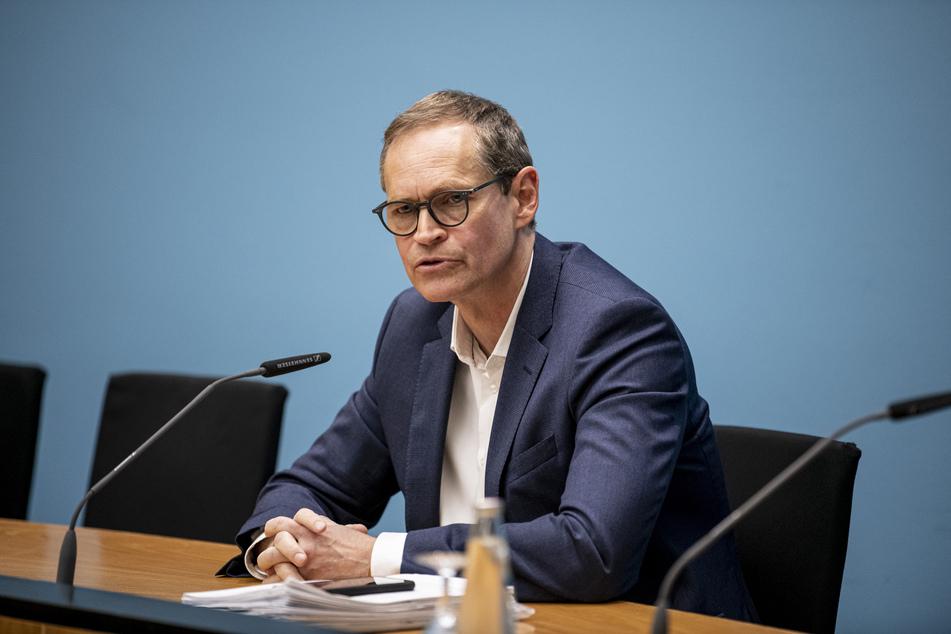 Michael Müller (55), Regierender Bürgermeister von Berlin. (Archivbild)