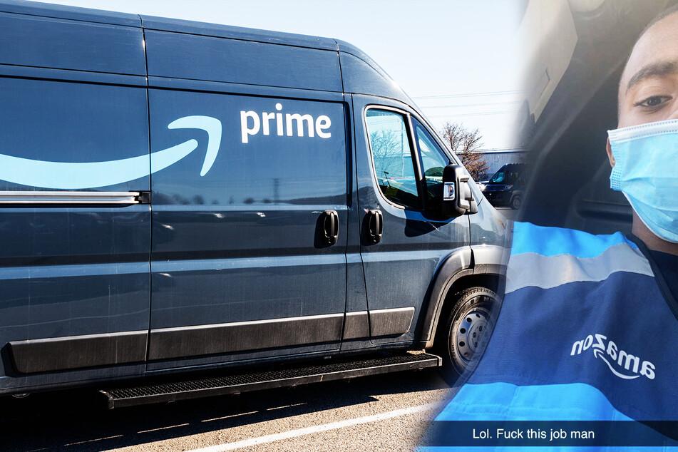 """Amazon-Zusteller kündigt: """"Transporter steht, Schlüssel steckt, Ihr alle könnt ihn haben!"""""""