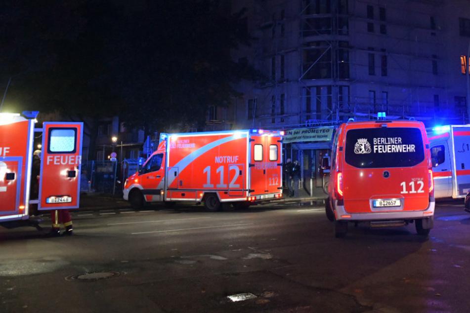 Feuer-Drama in Berlin! Mutter (†45) und Kind (†7) sterben, weiteres Kind schwer verletzt