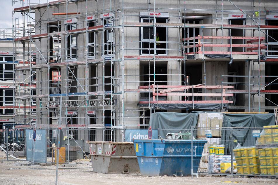 Fast überall in NRW gibt es mehr Wohnungsbau