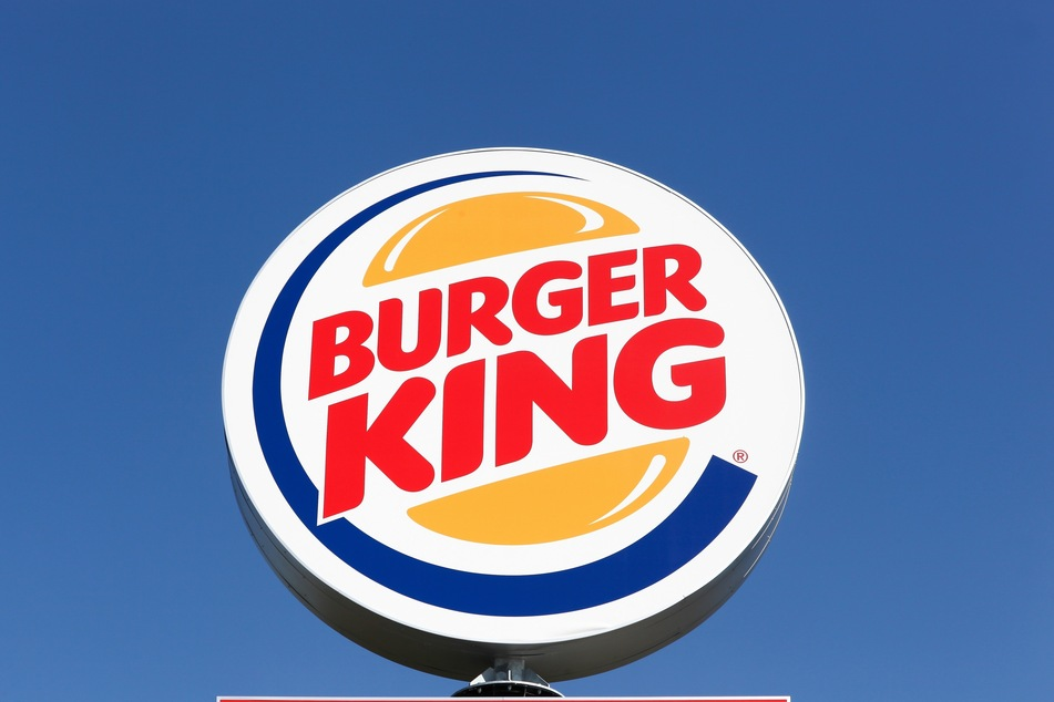 From 1999 to 2020, the Burger King logo included the distinctive blue curved line (stock image).
