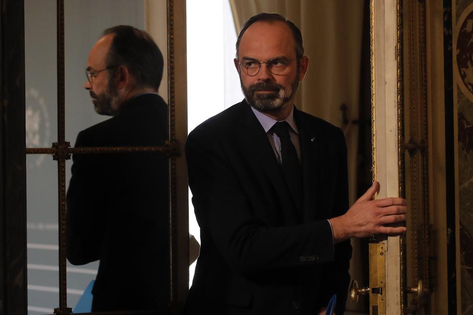 Édouard Philippe (49), gilt als belesen und ist für seinen trockenen Humor bekannt. Mit dem Präsidenten soll es häufiger Reibereien gegebne haben.