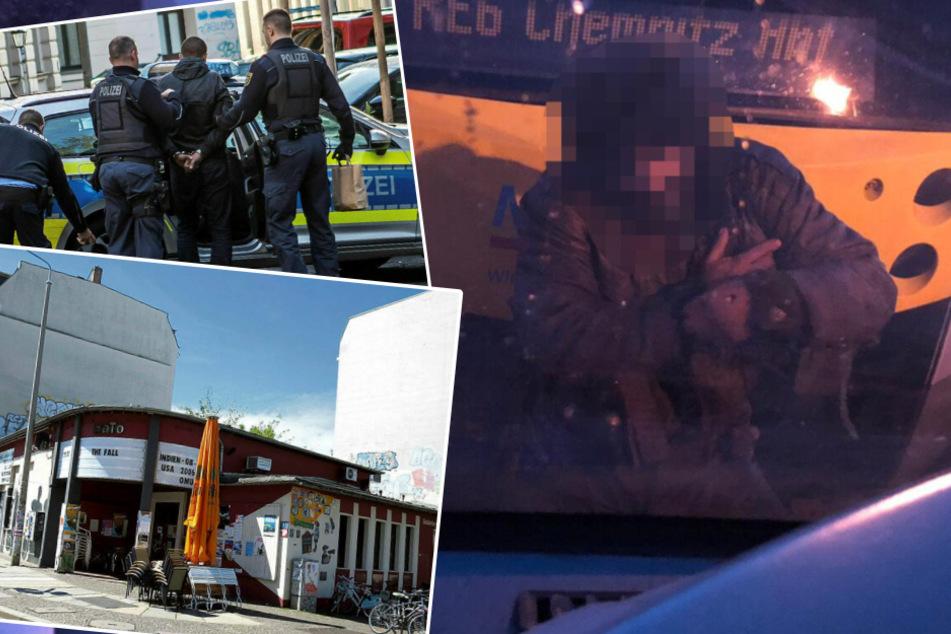 Leipzig: Blinde Passagiere und Bierbauch-Räuber: Die skurrilsten Polizeimeldungen des Jahres