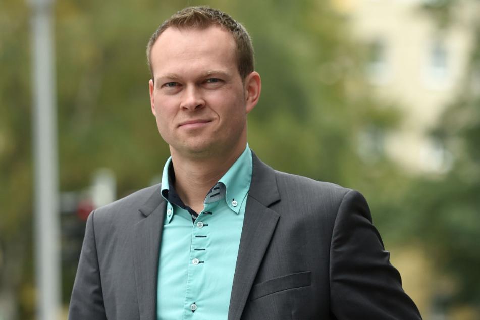 Der bisherige Manager Lars Ziegler.